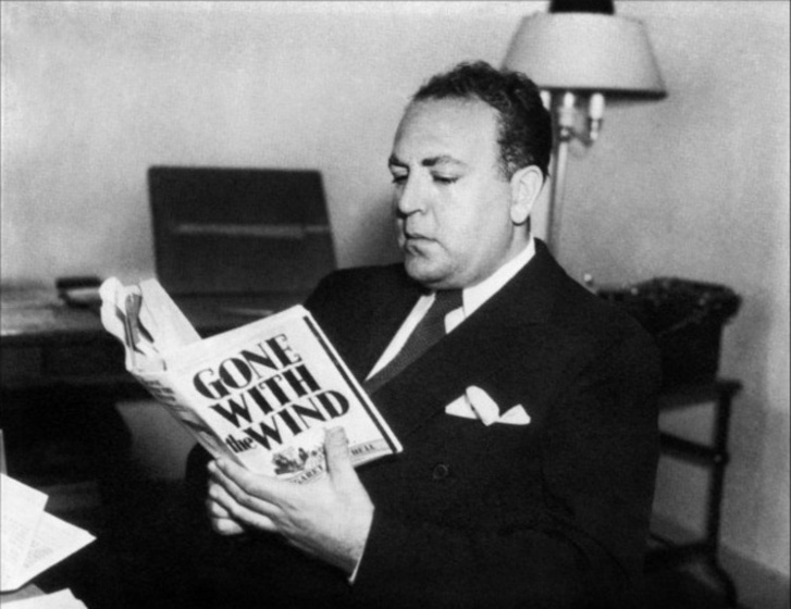 Val Lewton (forrás: You Must Remember This podcast)