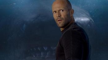 Kétmillió éve kihalt őscápával harcol Jason Statham