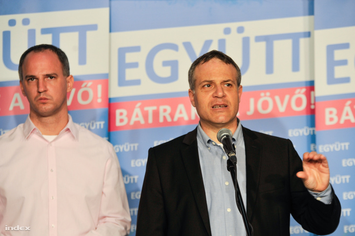 Szigetvári Viktor és Juhász Péter