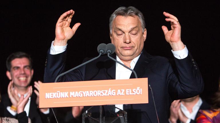 Itt a negyedik Orbán-kormány