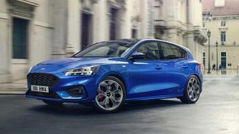 Itt az új Ford Focus