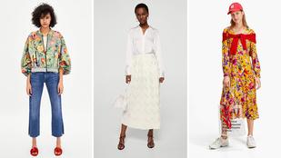 11 nélkülözhetetlen ruhadarab tavaszra