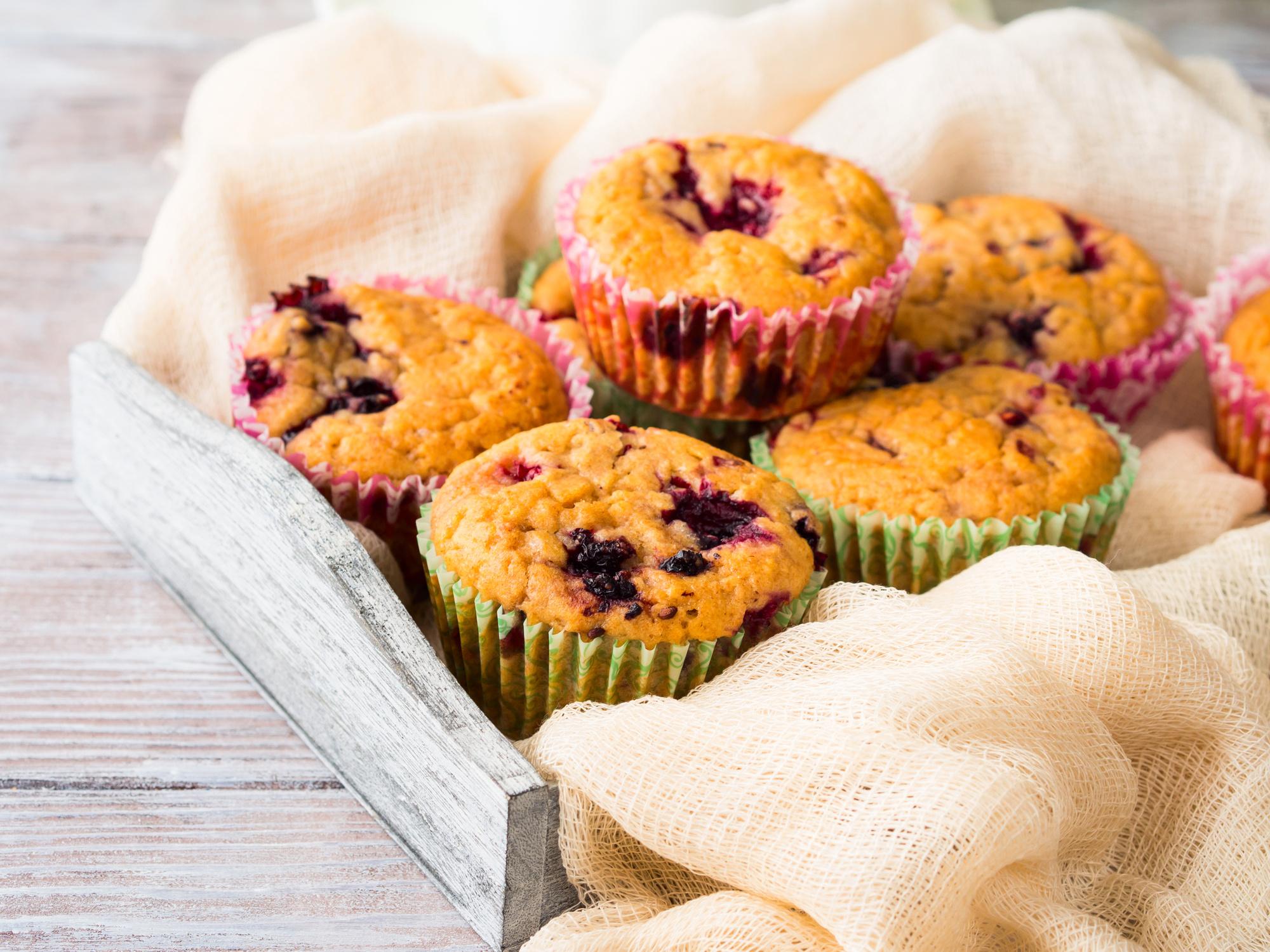 hogyan lehet fogyni a muffin teteje körül)