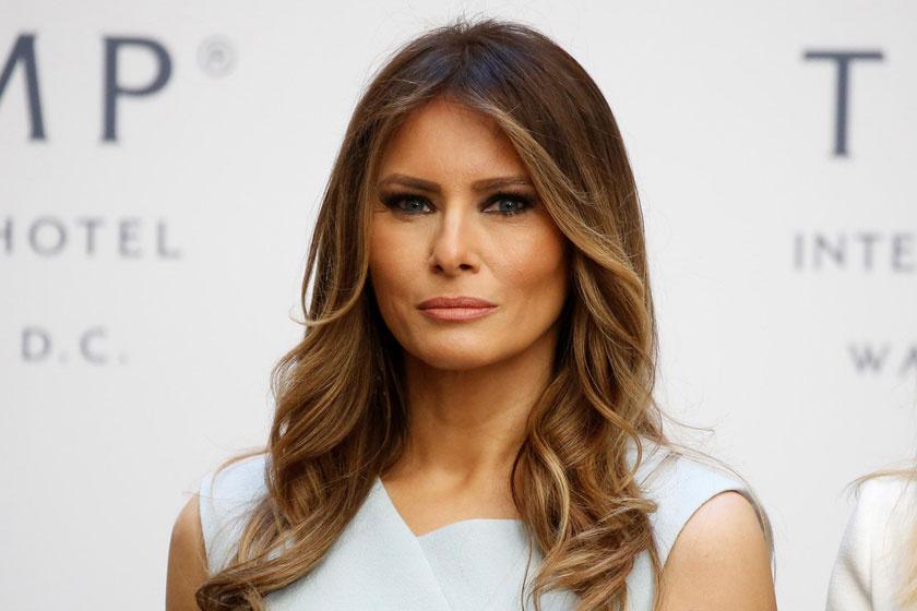 Melania Trump ilyen szexi fotózásokat is bevállalt - First ladyként ezt nem tehetné meg