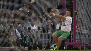 Jövő júliusig eltiltották az olimpiai bajnok Pars Krisztiánt