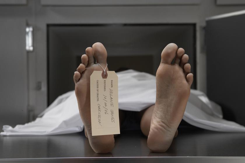 körömféreg a halál után