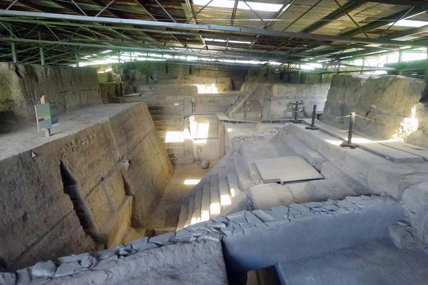 Így néz ki az ősi maja Haláldomb: miért hívták így a régi várost?