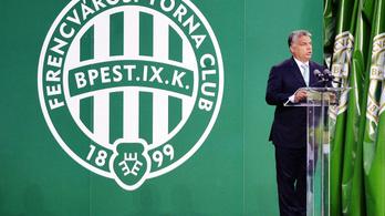 Orbán Viktor személyesen mondott köszönetet Kubatovnak és a Ferencvárosnak