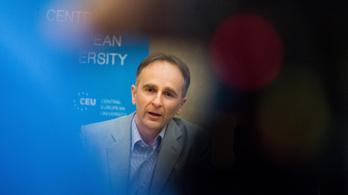 A CEU rektorhelyettese is elmondta: nem költöznek Bécsbe