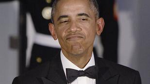 Az Obama házaspár nem mehet el Harry herceg esküvőjére