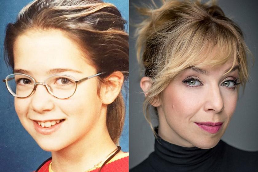 Kovács Patrícia elbűvölő kislány volt, de talán elsőre te sem jönnél rá, hogy ki mosolyog a szemüveg mögött a harminc évvel ezelőtti képen.