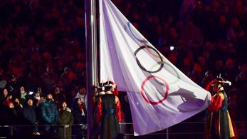 Phjongcshang is kilóra megvehette az olimpiát