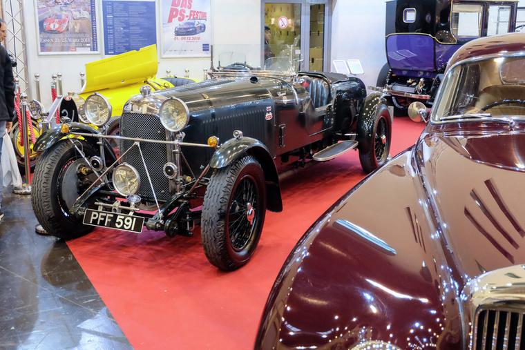 Lagonda M45R Rapide Le Mans (1935), Esseni ár: 409 000 euró/126,8 millió forint.Állapot: szép