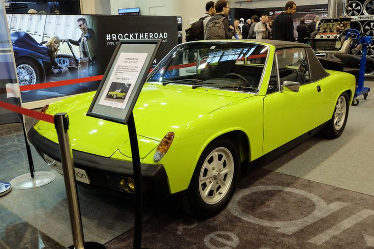 VW-Porsche 914 (1973), Esseni ár: 59 000 euró/18,3 millió forint.Katalógusár: 42 200 euró/13,1 millió forint.Állapot: 2,0 literes, megszólal
