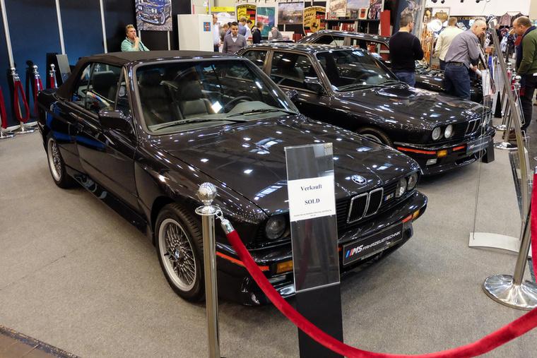 BMW E30 M3 (1987), Esseni ár: 89 000 euró/27,6 millió forint.Katalógusár: 85 000 euró/26,4 millió forint.Állapot: szép