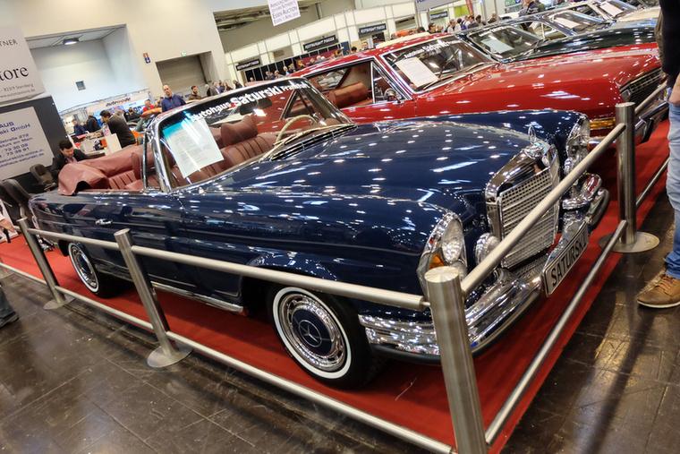 Mercedes-Benz 280 SE Cabrio 3.5 (1970), Esseni ár: 299 000 euró/92,7 millió forint.Katalógusár: 293 000 euró/90,8 millió forint.Állapot: megszólal