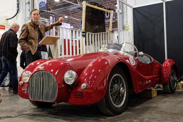 Fiat Barchetta Sport (1946), Esseni ár: 69 000 euró/21,4 millió forint.Állapot: Fiat 1100 alap