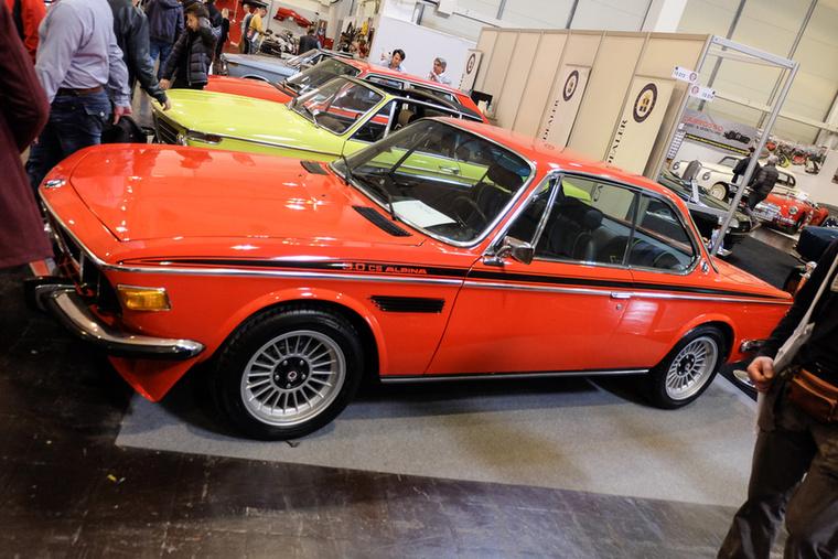 BMW 3.0 CS Alpina (), Katalógusár: 235 000 euró/72,9 millió forint.Állapot: besza-behu, árat se írtak rá