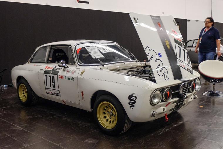 Alfa Romeo GTAm 1750 replica (), Esseni ár: 189 000 euró/58,6 millió forint.Állapot: csini