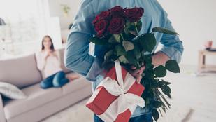 Ezzel az információval és 21 vörös rózsával felvértezve indultam útnak