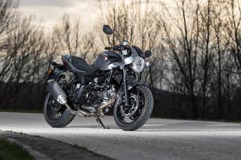 SV650X Suzuki