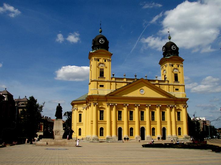 Debrecen, Fő tér