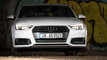 Teszt: Audi A4 Avant g-tron Sport 2.0 TFSI S tronic – 2018.