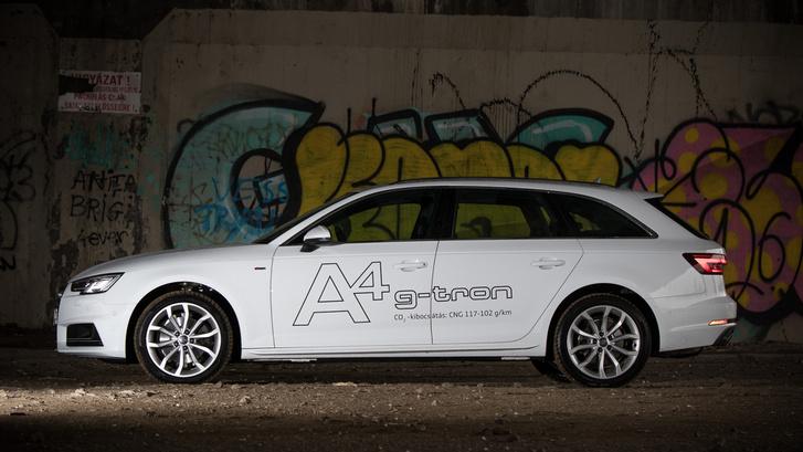 Semmi extra, ilyen egy Audi Avant