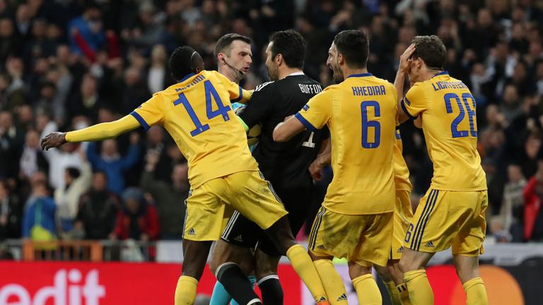 Real Madrid-Juventus 1-3, időn túli büntetővel menekült tovább a Madrid