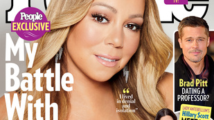 Mariah Carey 2001 óta titkolta, hogy bipoláris zavarral él