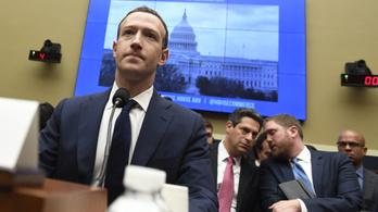 Teljesen sarokba szorították Zuckerberget a szenátorok