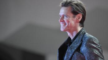 Jim Carrey elmerül az aberrált szexben