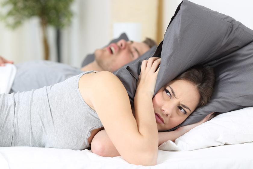 A horkolás is jelezhet cukorbetegséget? Több nem tipikus tünete is van