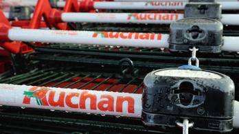 Óriási Auchan nyílt Kőbányán