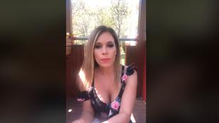 Baukó Éva: Berki Krisztián megfenyegetett, azt hittem, hogy meg fog ütni