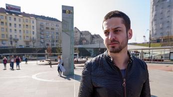 Két társával együtt lemondott Ungár Péter az LMP-s elnökségi posztjáról