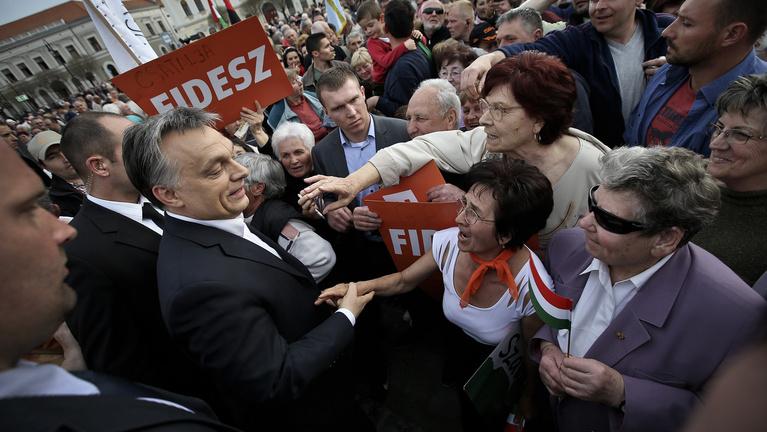 A Fidesz ellenzékben megcsinálta azt a munkát, amit a baloldal soha