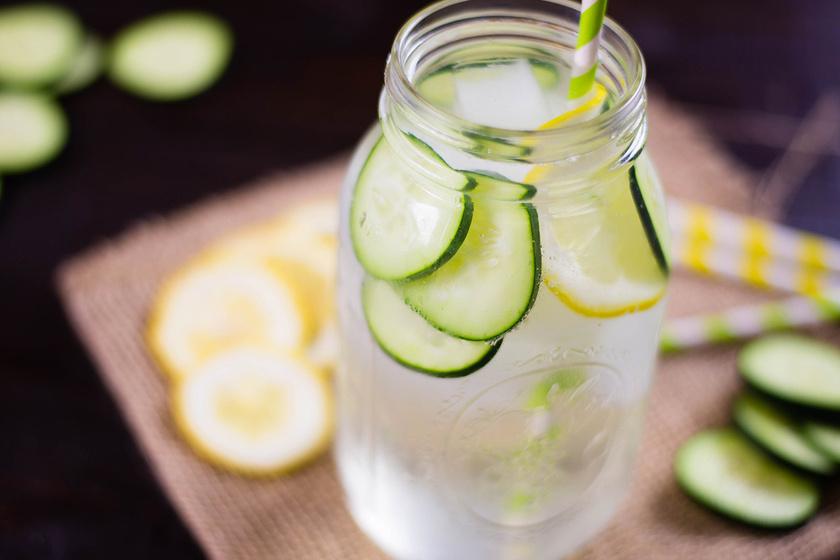 Az uborka nemcsak alacsony kalóriatartalma miatt érdekes, hiszen vízhajtóként is működik.