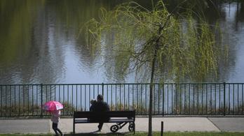 26,9 fok az új budapesti melegrekord