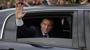 Macron: Bizonyítékunk van arra, hogy Szíria felelős a vegyi támadásért