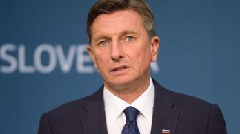 Feljelentik a szlovén államfőt