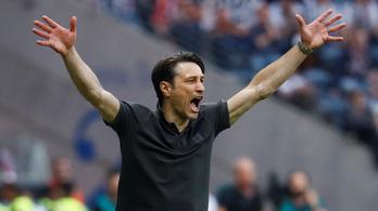 Kivásárolták a frankfurti edzőt, övé a Bayern kispadja