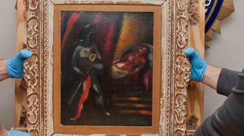 Nem lehet lecsukni a tolvajt, aki ellopott egy Chagall-festményt
