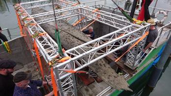 Háromezer éves csónakot emeltek ki a Boden-tóból