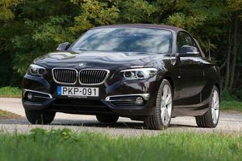 Új kedvenc BMW-m van