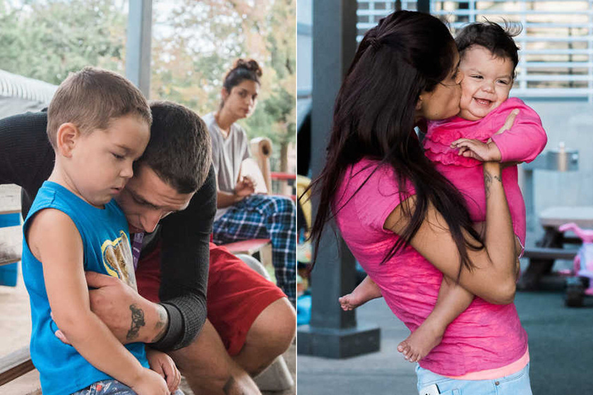 Milyen a négygyermekes család élete a hajléktalanszállón? Amikor a szeretet mindent legyőz