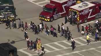 Egy magyar gimnazista le akarta másolni a floridai iskolai mészárlást