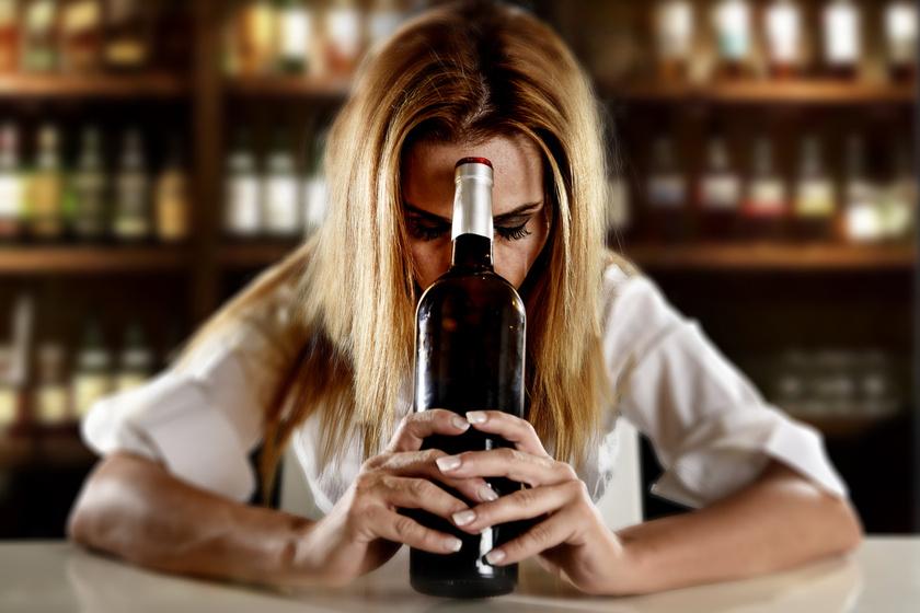 Demenciát és rákot is okozhat: az alkohol durva hatásai a testre