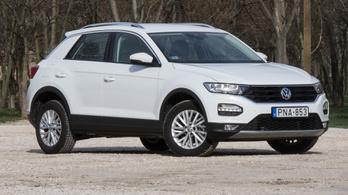 Teszt: Volkswagen T-Roc 1.5 TSI ACT – 2018.
