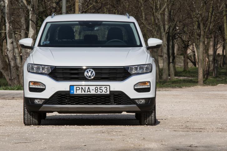 Való igaz, nem egyen-Volkswagen arc...